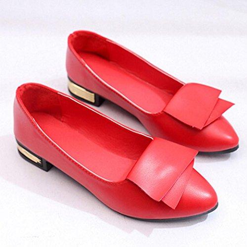 hunpta red hunpta Femme Escarpins Escarpins red hunpta Pour Pour Pour Escarpins Femme Femme FBHwnS0q4