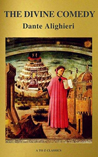 1ebfdac1cd0b Amazon.com: The Divine Comedy (Translated by Henry Wadsworth ...