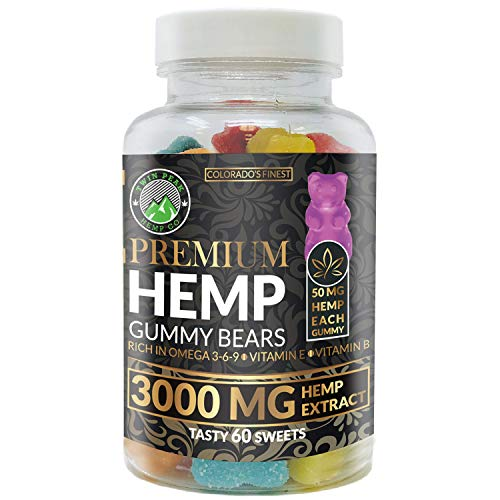 Hemp-Gummies-Premium-3000-Milligram-High-Potency-50-Per-Fruity-Gummy-Bear-with-Organic-Hemp-Extract-Oil-Rich-in-Omega-3-6-9