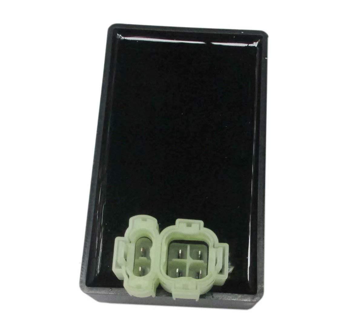 CDI BOX Module Fits Honda Atv 300 Trx300 Trx300Fw Fw 94 95 96 97 1994 1995 1996 1997 ESP1540 Repl OE#30410-HM5-505 30410-HM5-672 49-5284