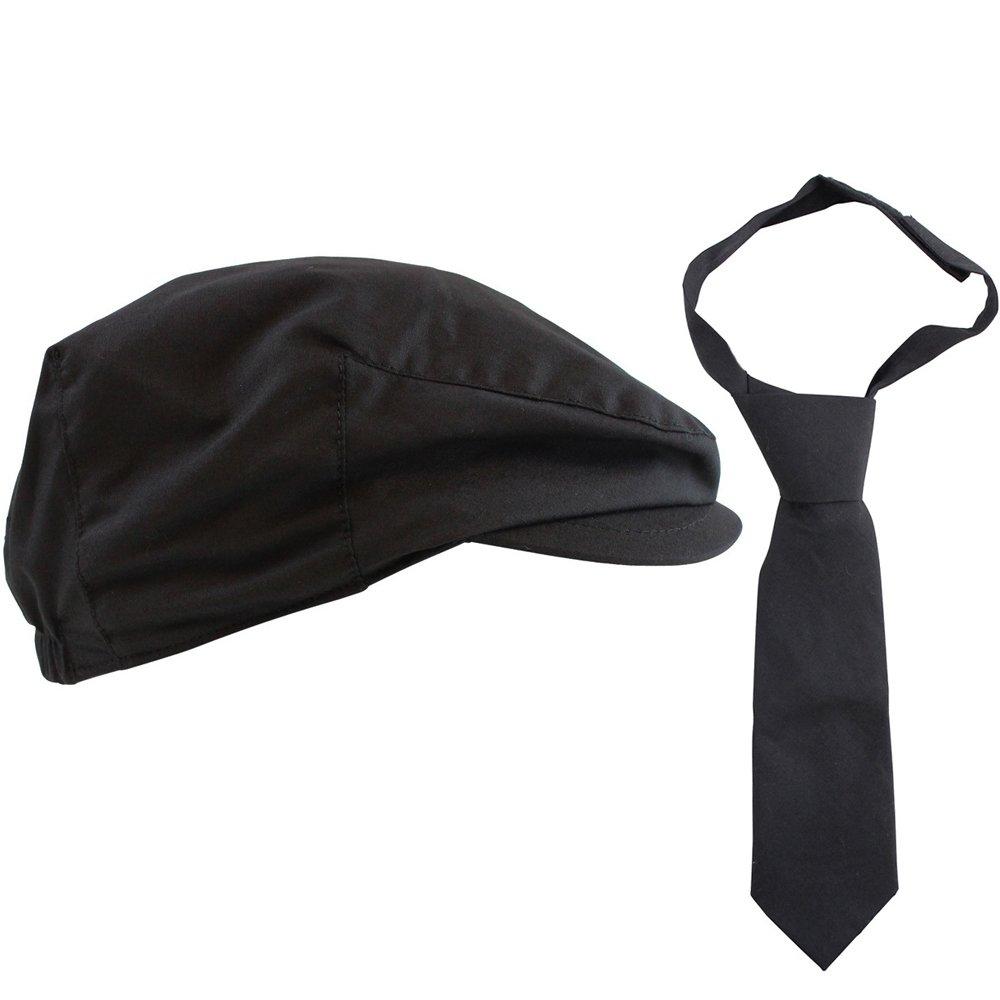 juDanzy HAT ベビーボーイズ 3 - 6 Months ブラック B076N3DXHL