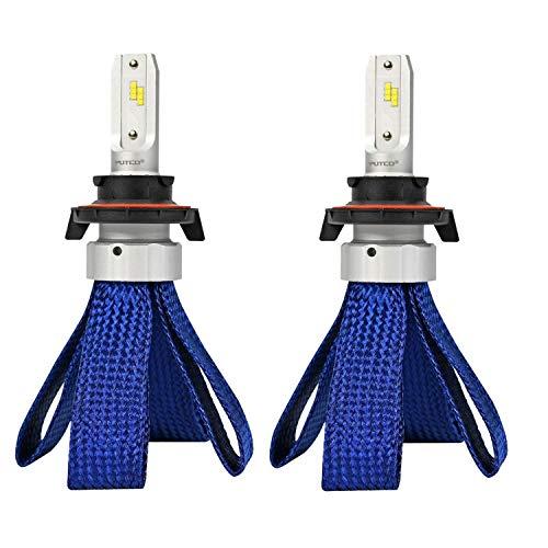 (Putco Lighting 709005 Nitro-Lux LED Kit 9005 Bulb Type Pair Nitro-Lux LED Kit)