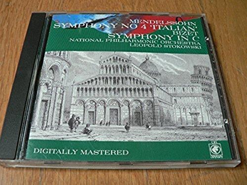 Mendelssohn Bartoldy,Symp.No.4 Italien