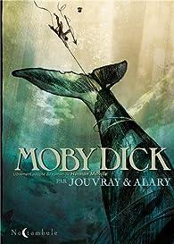 Moby Dick (BD) par Olivier Jouvray