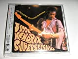 Jimi Hendrix: Supersession - Live With Johnny Winter And Jim Morrison (Japan edition)