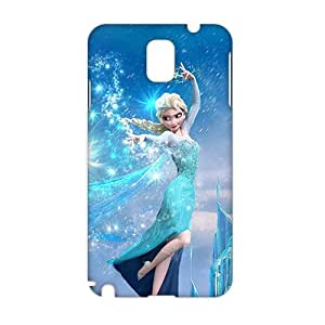 Evil-Store Charming Frozen beautiful scenery Frozen 3D Phone Case for Samsung Galaxy Note3