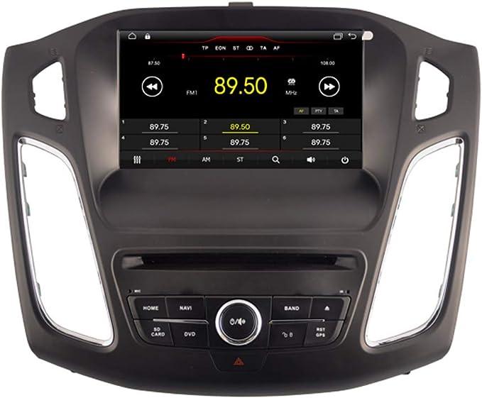 Android 10 Auto Dvd Gps Navigation Radio Navi Sat Haupteinheit Für Ford Focus 2012 Unterstützung Sd