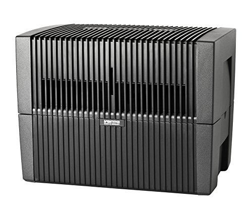 Venta Airwasher 2-in-1 Humidifier & Air Purifier - LW45 Grey by Venta