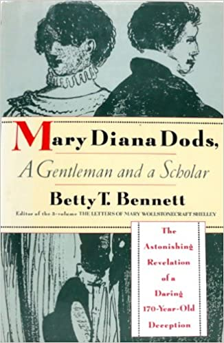 mary diana dods a gentleman and a scholar betty t bennett 本