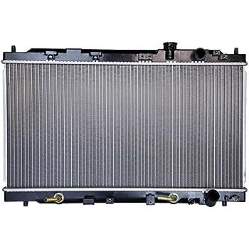 Prime Choice Auto Parts RK1196 New Aluminum Radiator