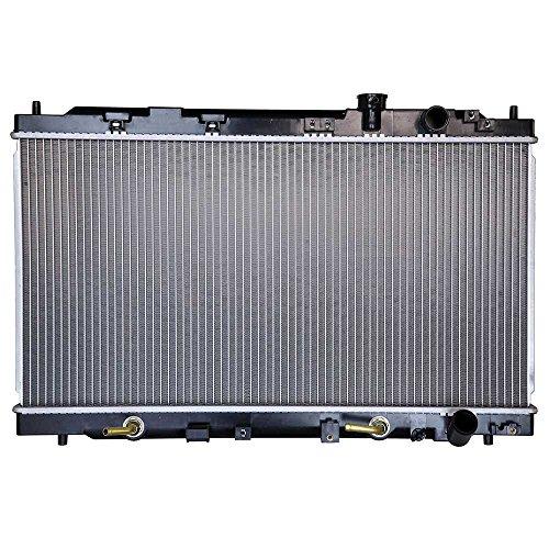 Prime Choice Auto Parts RK669 Aluminum (Acura Integra Radiator Auto Car)