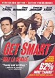 Get Smart (2008) (Widescreen) (2008) Steve Carell; Anne Hathaway
