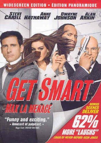 Get Smart (2008) (Widescreen) (2008) Steve Carell; Anne Hathaway