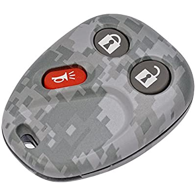 Dorman 13618GYC Keyless Remote Case: Automotive