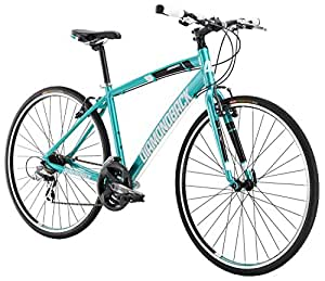 "Diamondback Bicycles Clarity ST Women's Performance Hybrid Bike, Blue, 20""/Large"