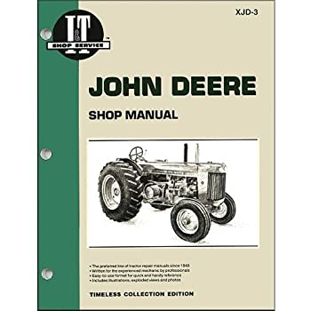 all states ag parts i&t shop manual john deere r r