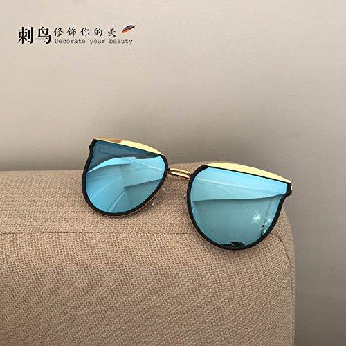 Metalico Gafas Sol Personal Polarizadas Uv Conductor De blanco Xue Mujeres Blau zhenghao Anti g5a8nwxq