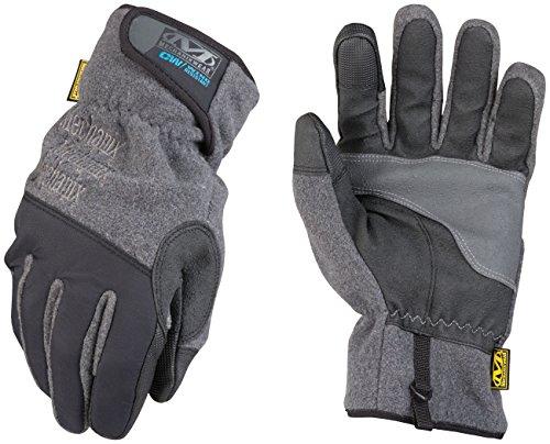 Mechanix Wear - Wind Resistant Winter Touchscreen Gloves (Small, Black)