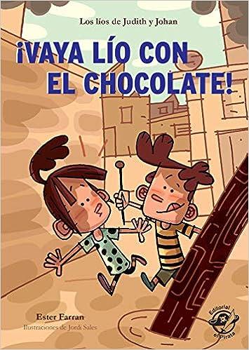 Vaya lío con el chocolate!: 1 (libros de humor): Amazon.es ...