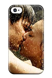 Hot 7032191K28667604 Perfect Tpu Case For Iphone 4/4s/ Anti-scratch Protector Case (love Kisss For Desktop)