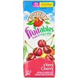 Apple & Eve Fruitables, Very Cherry, 6.75 Fluid-oz., 8 Count, Pack of 5