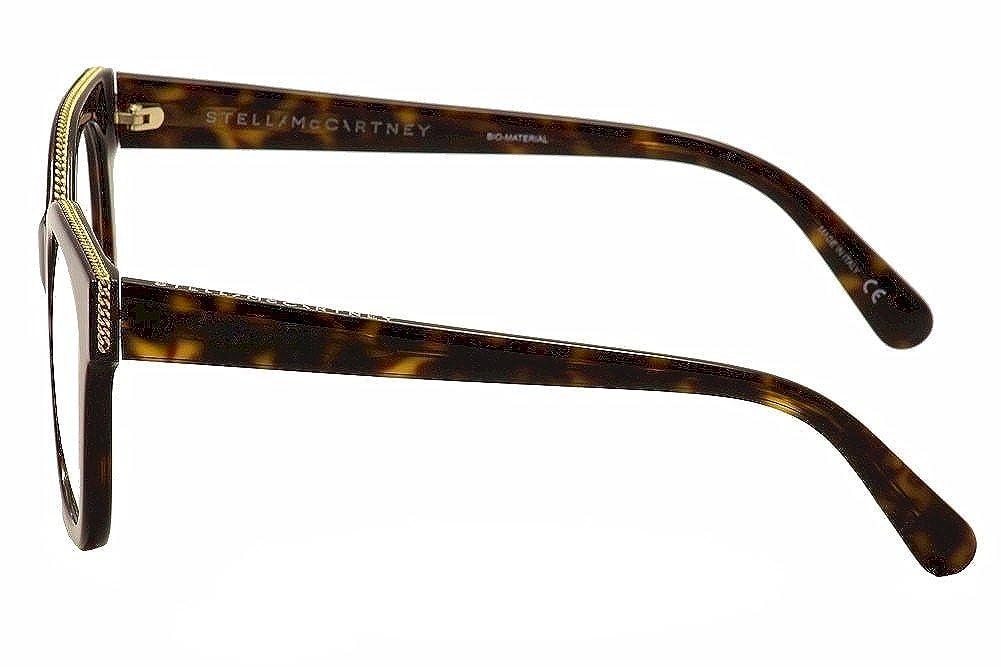 Stella McCartney SC0009O Eyeglasses 003 Havana 49 mm