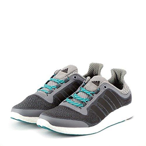 2 Adidas zapatillas zapatillas hombre zapatos gris correr Pureboost 5wqwT6xP1