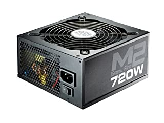 Cooler Master Silent Pro M2 - 720W 80 PLUS Bronze Power Supply with Modular Cables (RS720-SPM2D3-US) (B008B6OPWO) | Amazon price tracker / tracking, Amazon price history charts, Amazon price watches, Amazon price drop alerts