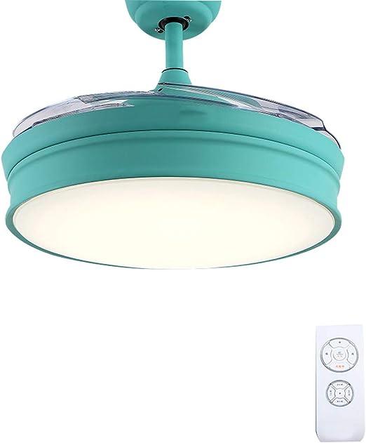 Diaodeng Múltiples tamaños, luz de Ventilador de Techo, lámpara ...