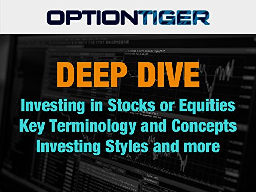 Deep Dive into Investing in Stocks, Terminology, Concepts, Investing Styles and more