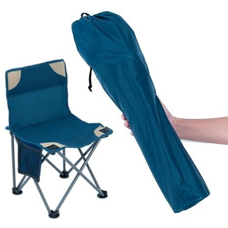 Sillas Camping, Sillas de Camping Plegables Ligeras: Silla ...