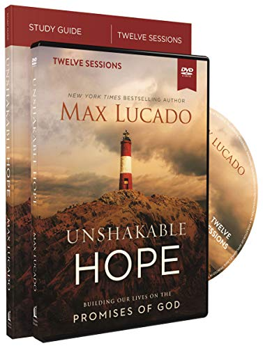 Unshakable Hope Study Guide with DVD: Building Our Lives on the Promises of God (Best Sunday School Curriculum For Small Churches)