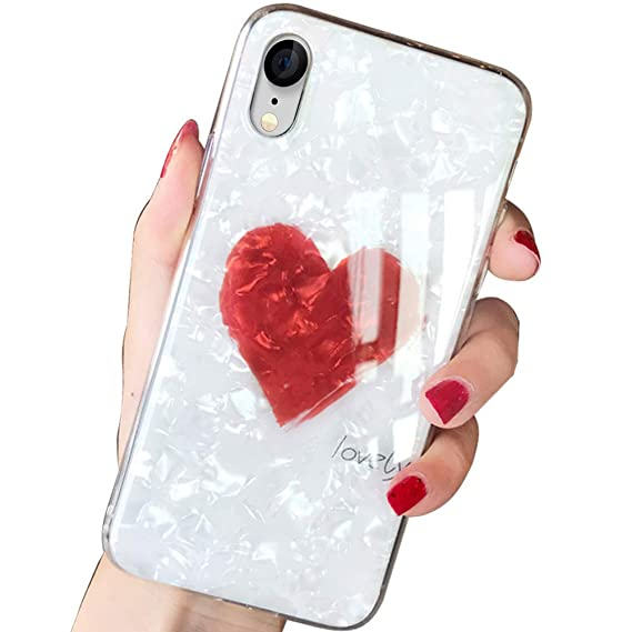 iphone xr white protective case