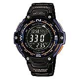 Casio Mens Pro Trek TWIN SENSOR COMPASS Digital Sport Quartz Watch (Imported) SGW-100-2B