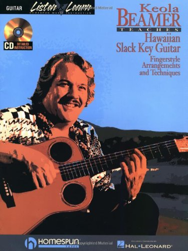 (Keola Beamer Teaches Hawaiian Slack Key Guitar)