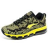 Lianjin Men's Air Cushion Colorful Casual Running Shoes Review
