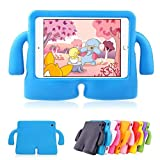 iPad Mini 1/2/3/4 Case for Kids Cute Cartoon Light Weight Protection Shock Proof
