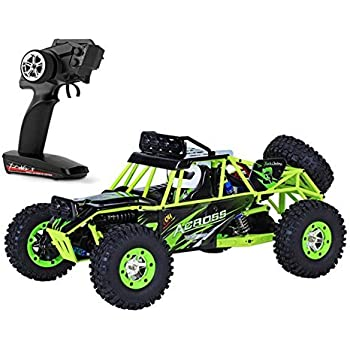 Rc Car And Truck Radio Control Remote Control Rc Planet >> Amazon Com Wltoys Rc Cars 1 12 Scale 2 4g 4wd High Speed Electric
