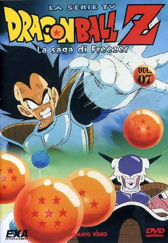 dragon ball z la saga di freezer 07 (eps 25-28) dvd Italian Import (Dragon Ball Z La Saga De Freezer)