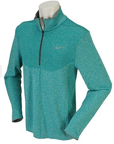 結婚ポテトペッカディロNIKE ナイキ ゴルフ ニットハーフジップトップ セーター ジャケット Mサイズ(163-175cm) 国内正規品 726581 リオティール
