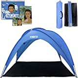 magnificent design ideas outdoor patio Thermalabs Beach Tent Sun shelter UV Protection - Portable Sunshade Canopy Shade for Outdoor Camping Patio Party, Family, Baby, Girls for 8 People