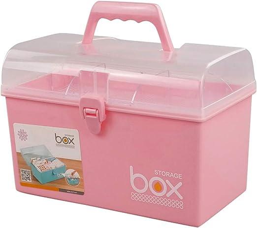 1x Durchsichtigen Kunststoff Aufbewahrungsbox Mit Deckel Sammelbehälter Neu Heiß