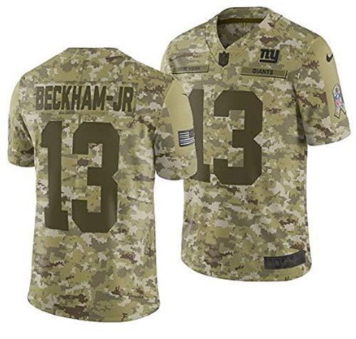 Nike Men s Odell Beckham Jr. New York Giants Salute to Service Jersey Size . 52f3d1d02