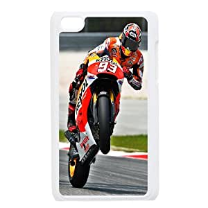 DIY Phone Cover Custom Marc Marquez For Ipod Touch 4 NQ3943558