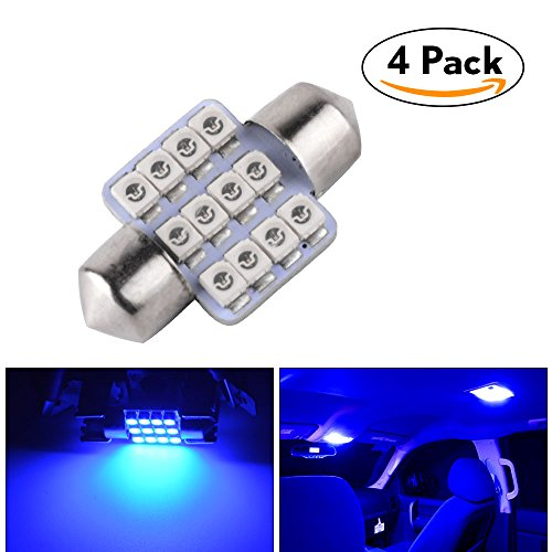 led dome lights 31mm - 4