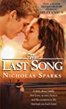 The Last Song by Nicholas Sparks front cover