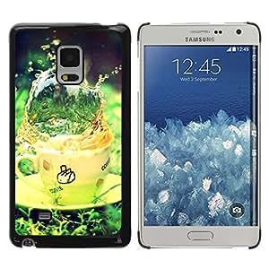 Be Good Phone Accessory // Dura Cáscara cubierta Protectora Caso Carcasa Funda de Protección para Samsung Galaxy Mega 5.8 9150 9152 // Nature Beautiful Forrest Green 21