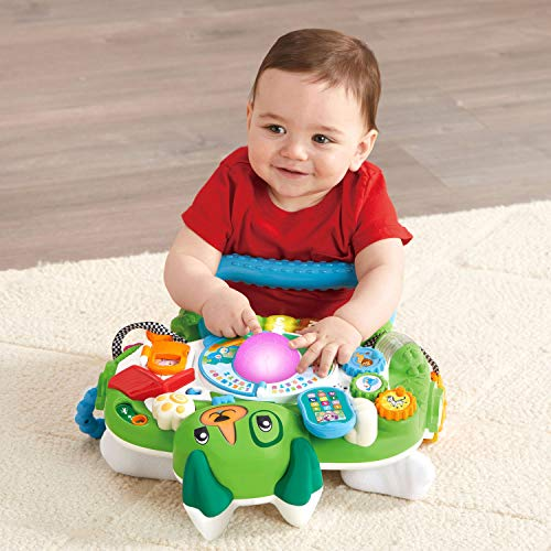 515aLOp3H6L - LeapFrog Scout's 3-in-1 Get Up and Go Walker Frustration Free Packaging