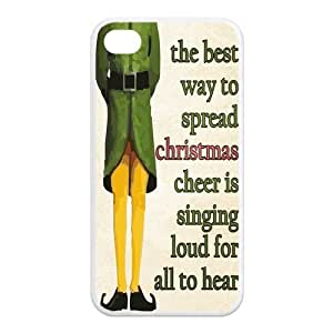 "Christmas Elf Movie iPhone 6 4.7 Case - ""the best way to spread christmas"
