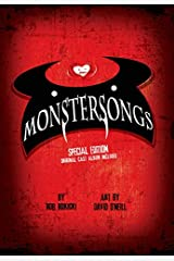 Monstersongs (Graphic Novel and CD) Hardcover